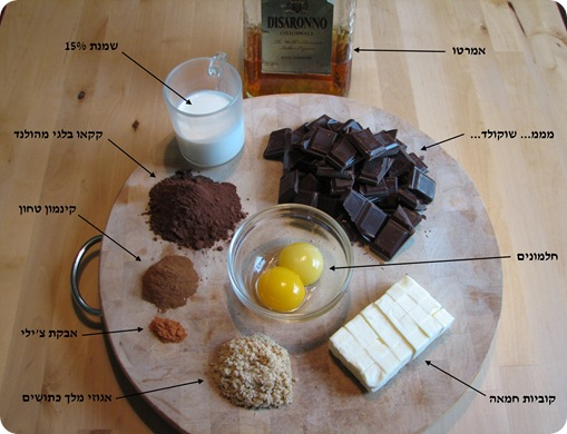 truffles ingredients