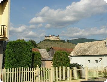 Krasnohorske Podhradie fortress