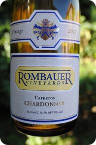 Rombauer Chardonnay 2010