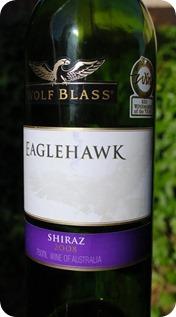 Wolf Blass EagleHawk Shiraz 2008
