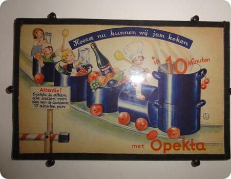 פרסומת לחברה של אוטו פרנק