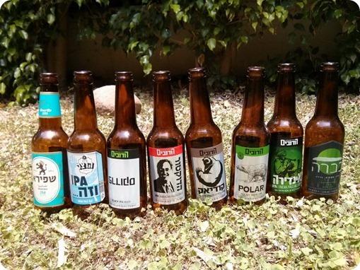 8 beers